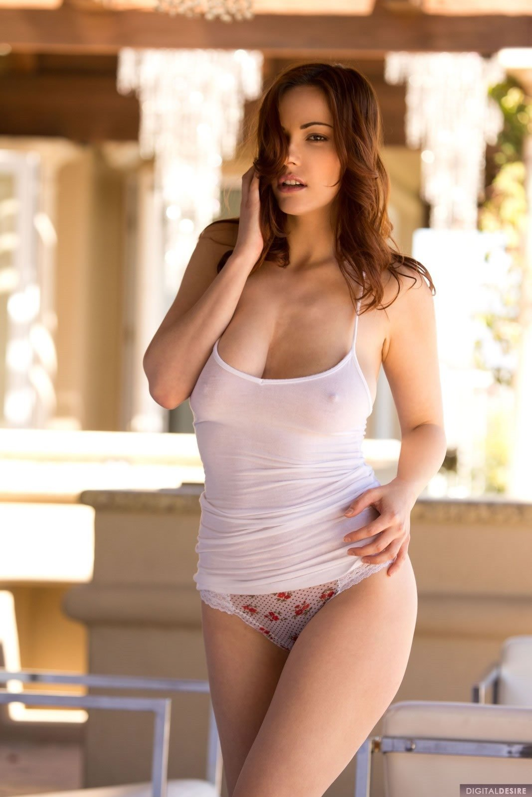 Elizabeth Marxs Perfection - Fine Hotties - Hot Naked ...